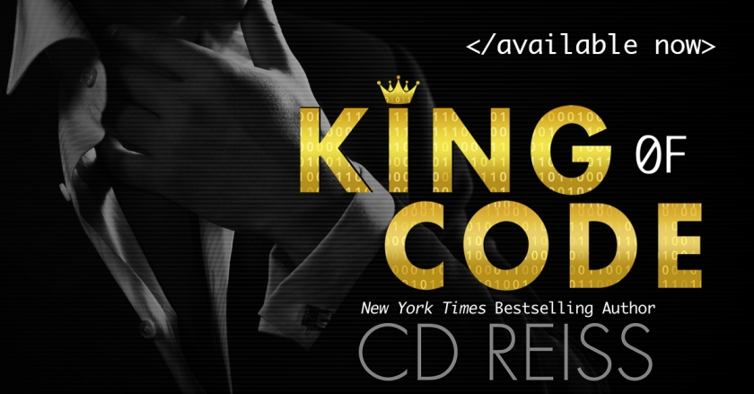 KING OF CODE AN RELEASE BLITZ