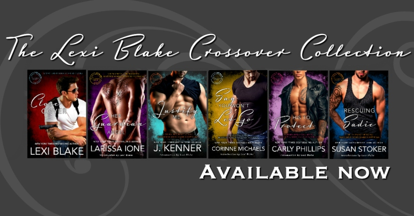 Lexi Blake Crossover Collection Available Now